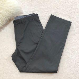 Nordstrom straight Fit wrinkle Free Mens Pants